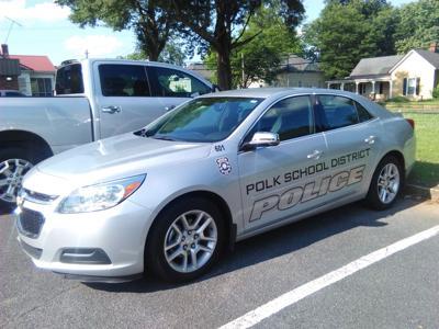 Polk School District Police