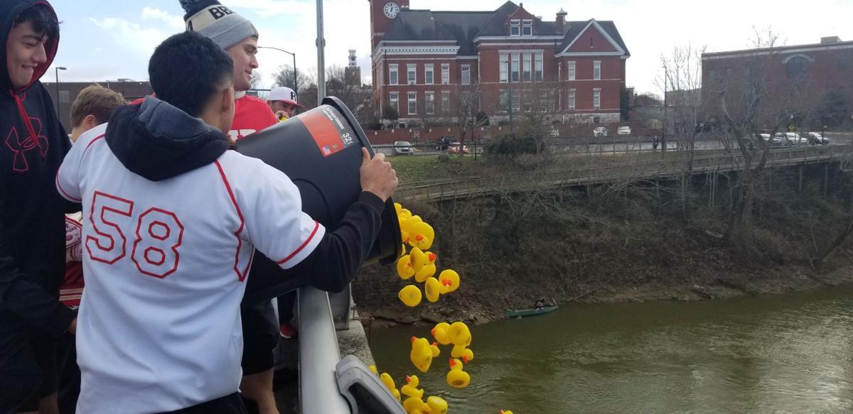 Home Run Duck Derby