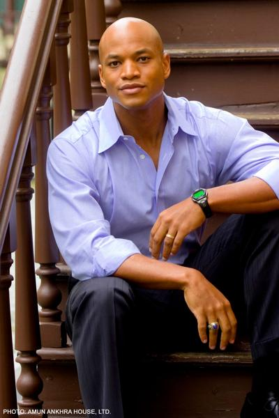 New York Times best-selling author Wes Moore