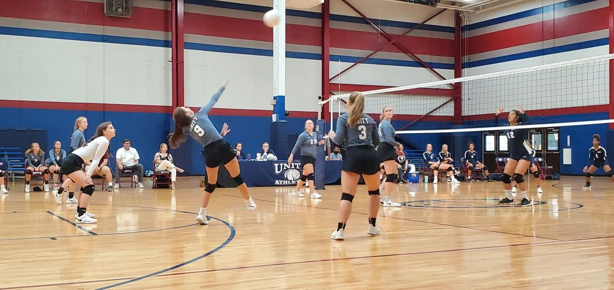 Unity Christian Volleyball