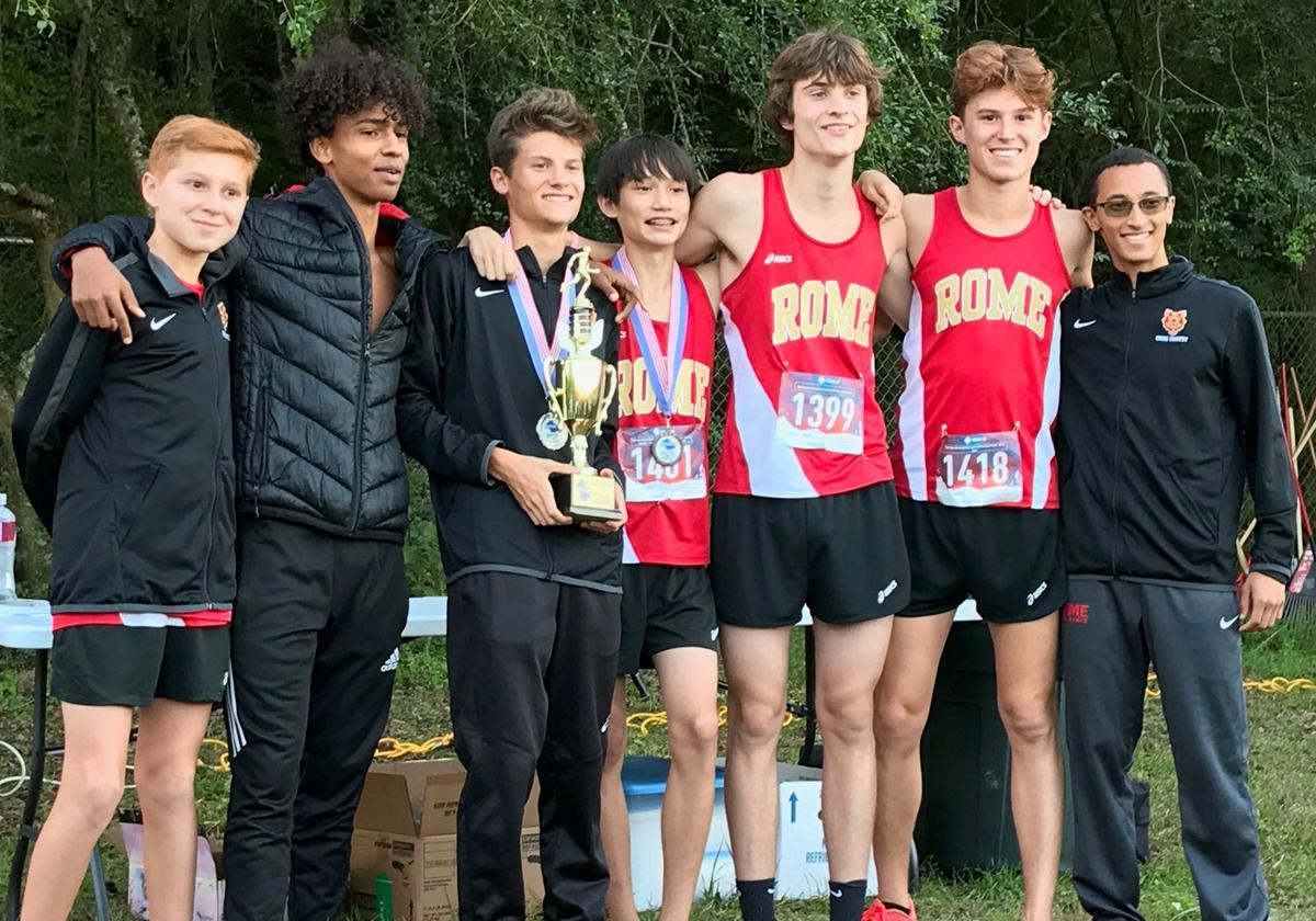 Rome High cross country