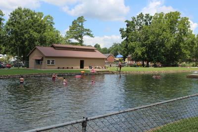 Rolater Lake pool