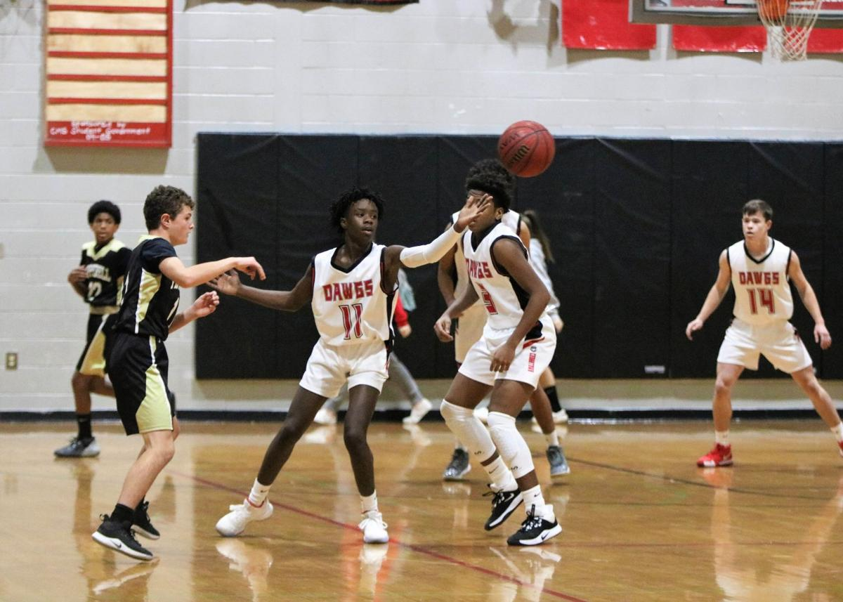 Cedartown Middle School Basketball 2019