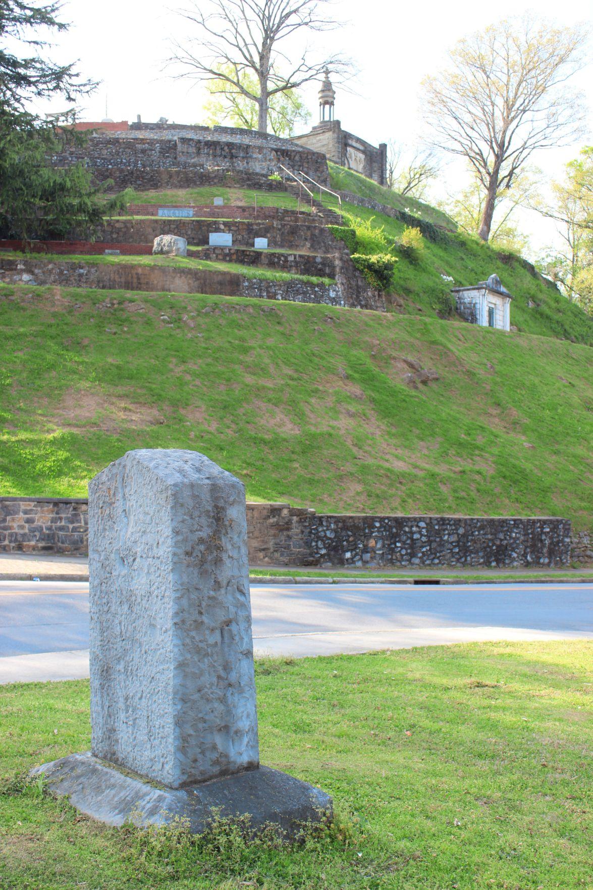 Xavier monument 2