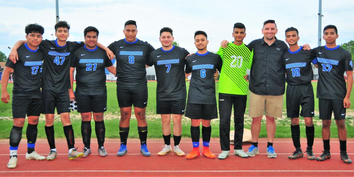 Gordon Central soccer wins on senior night