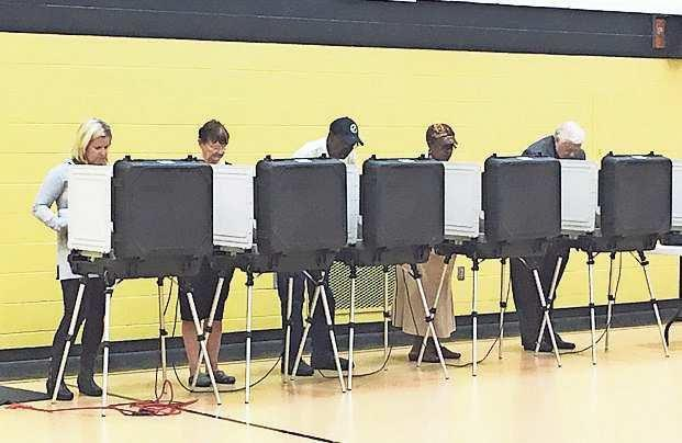 Early voting for local municipal runoffs ends this Friday, Dec. 1