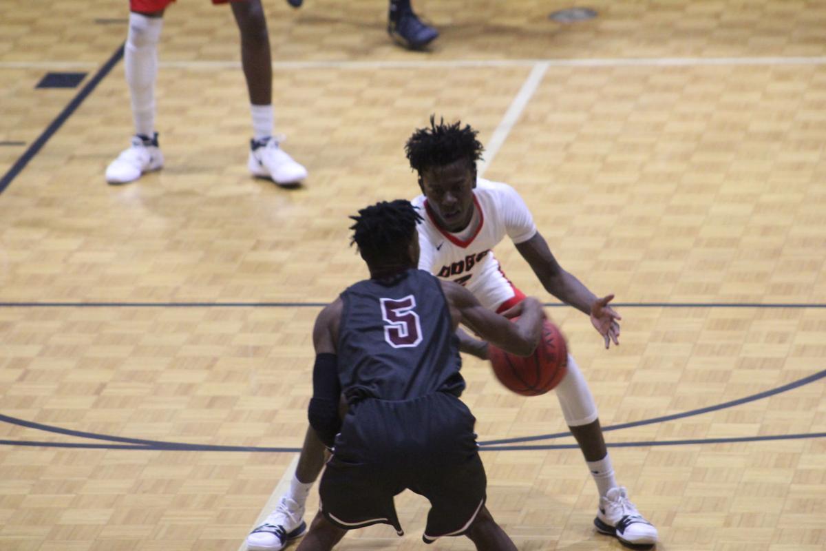 Cedartown boys basketball - Jan. 23, 2018
