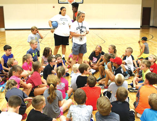 Calhoun Basketball Camp