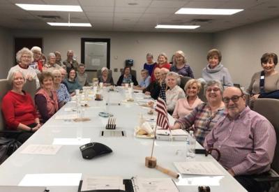 Retired Educators meet at AdventGordon