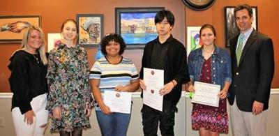 14th Congressional District Student Art Competition Winners