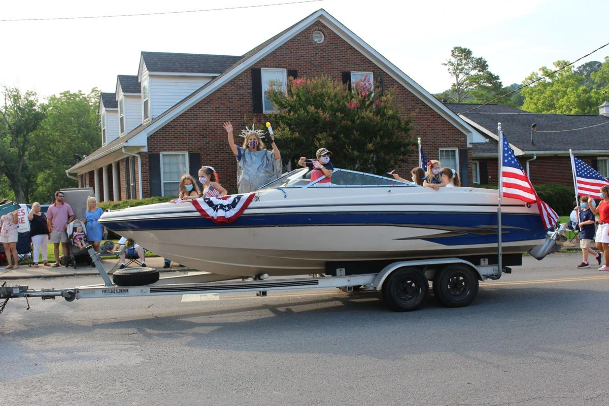 Floyd County celebrates Independence Day with parades and gatherings