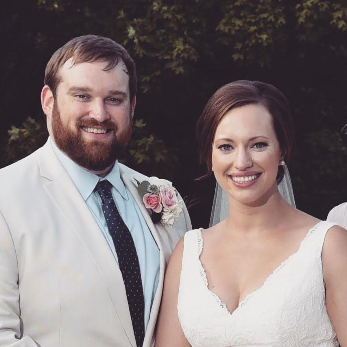 Mr. and Mrs. Robert Stephen Darville