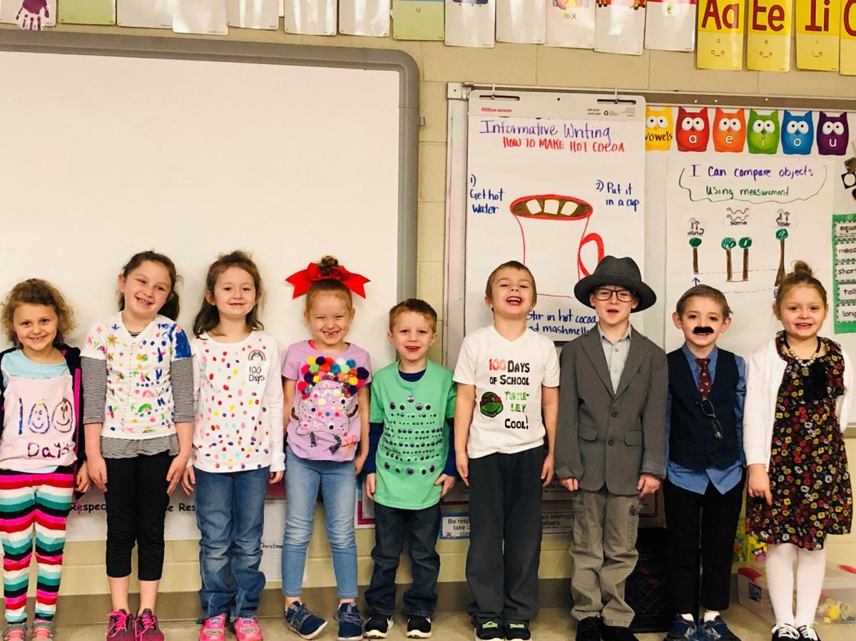 Gordon County Schools celebrates 100th day of school | The