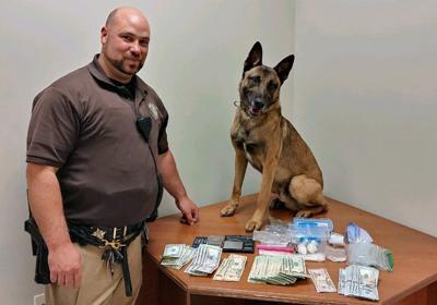 Traffic stop leads to arrests, drug seizure