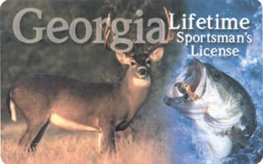 Georgia natural resources foundation offering chance to hunt fish lifetime license publicscrutiny Images