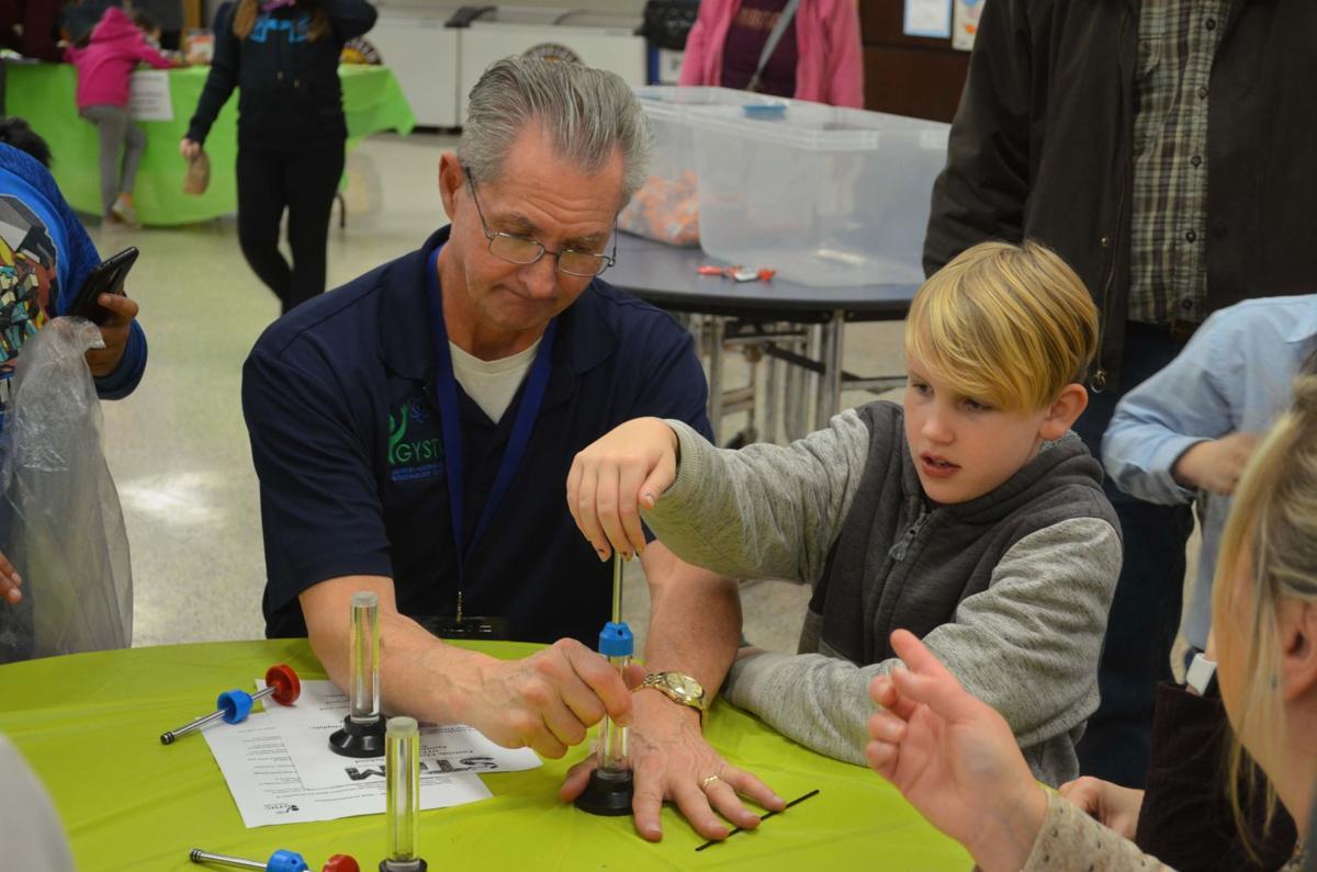 Eastside Elementary STEM night