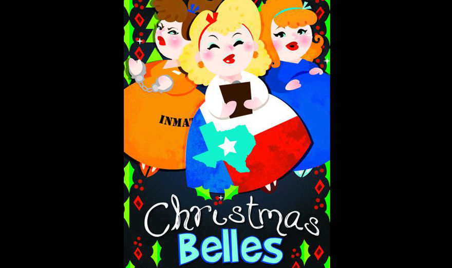 "Calhoun Little Theater's production of  ""Christmas Belles"" opens Friday, Nov. 10"