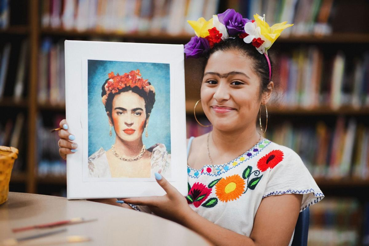 Hispanic Heritage Month at West Central Elementary