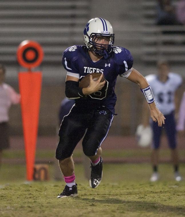 Kings Ridge Christian @ Darlington High School Football