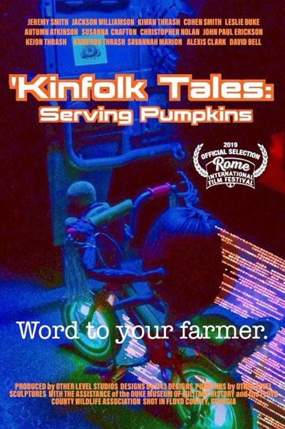 Kinfolk Tales poster