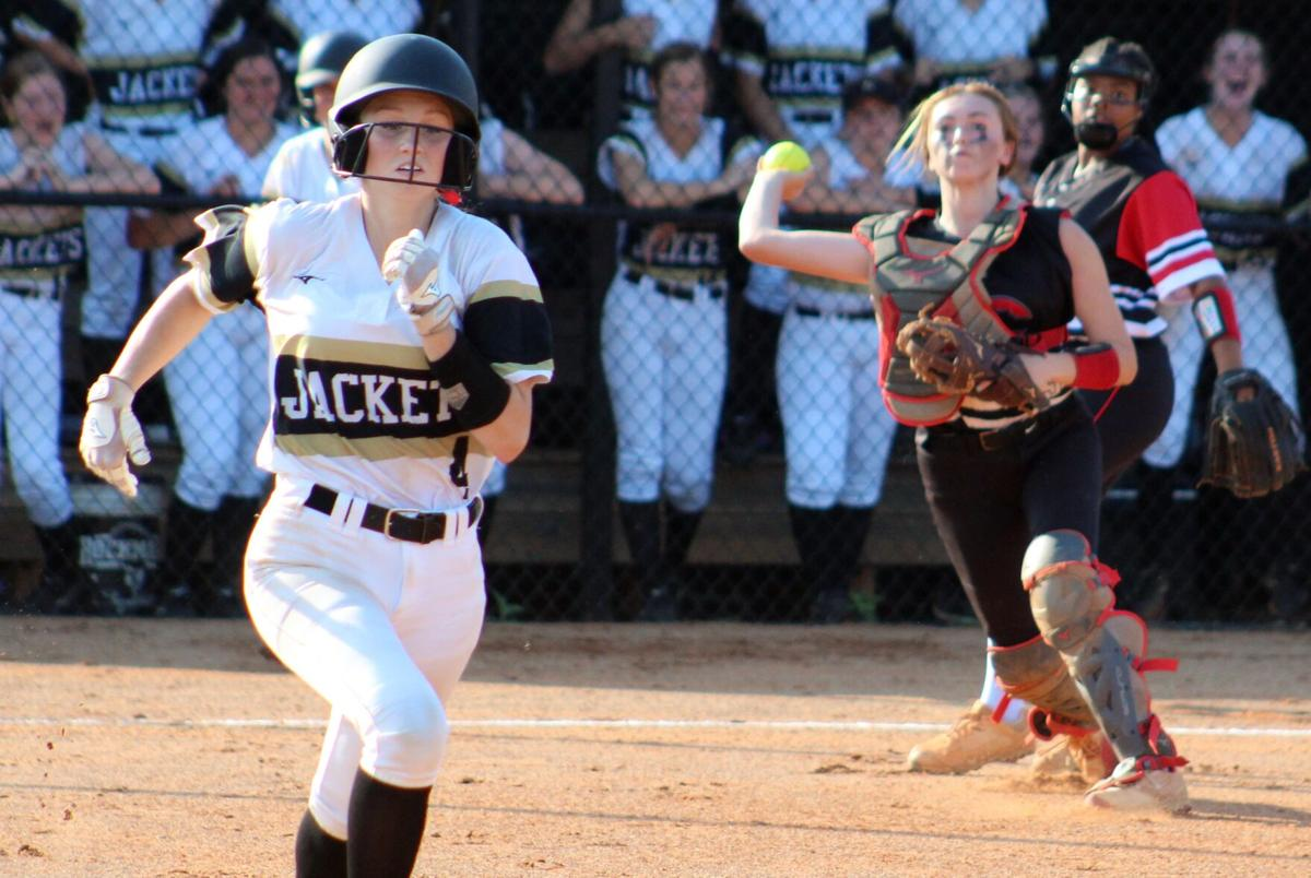 Lady Jackets top rival Lady Bulldogs to claim county crown