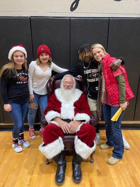 RHS Christmas for Kids
