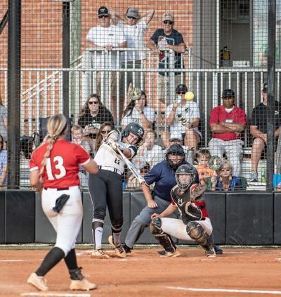 Calhoun Softball - Lyndi Rae Davis vs. Jackson County