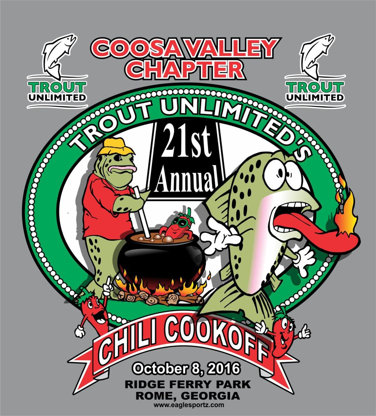 Trout Unlimited Chili Cook Off