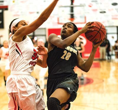 Girls Basketball Lady Jackets End Regular Season With Convincing