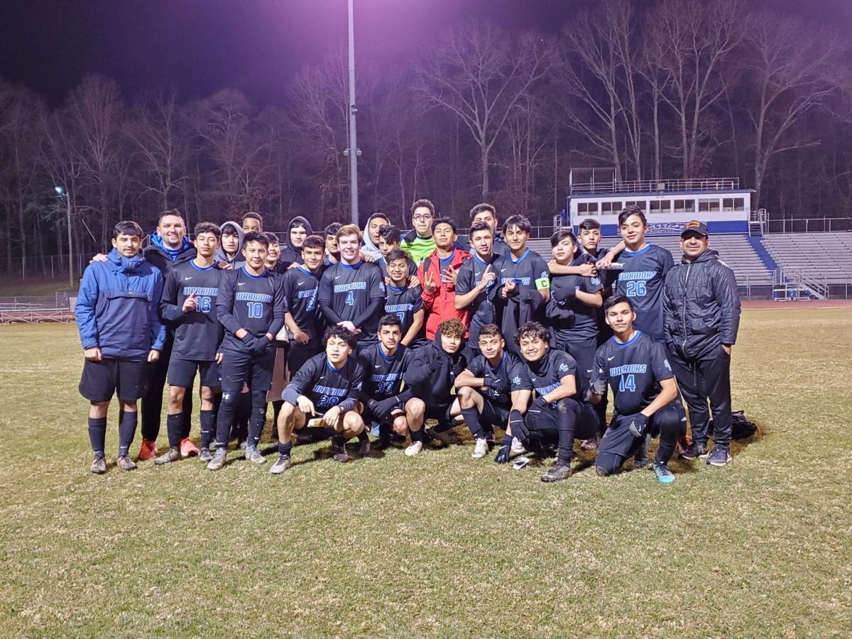 2020 Gordon Central Boys Soccer
