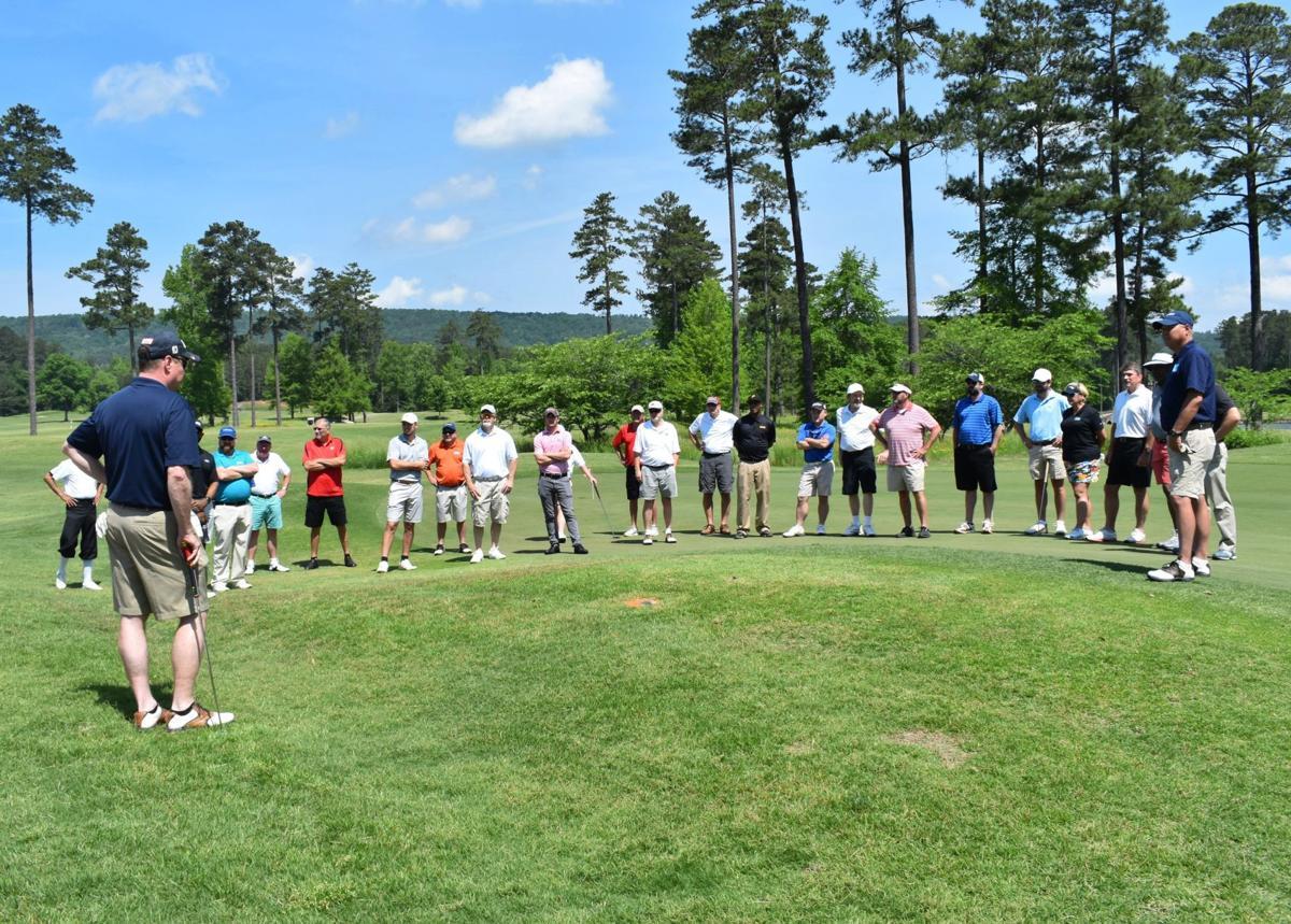 GREIA golf tournament