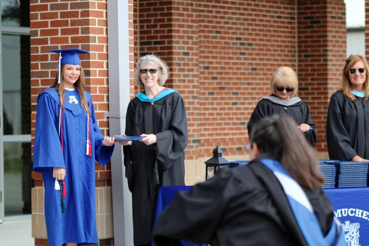 Armuchee Drive-thru Graduation