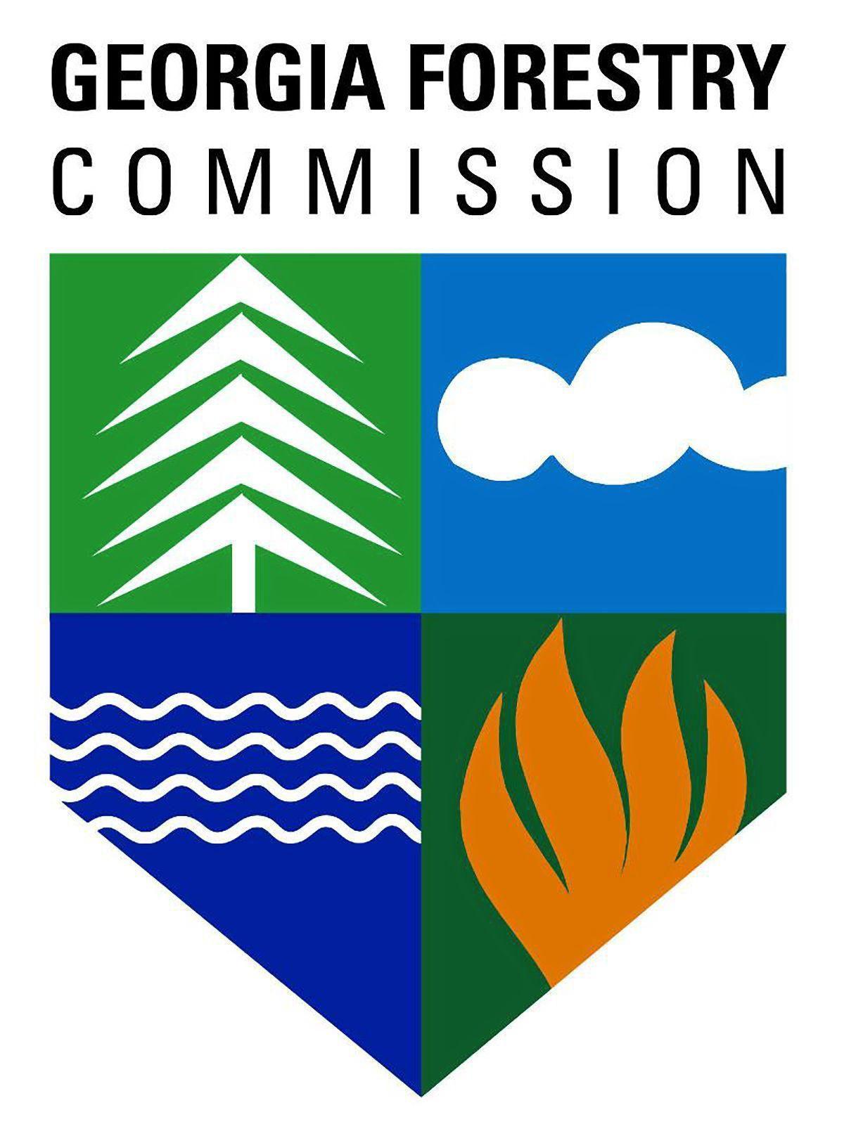 Georgia Forestry Logo