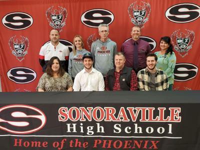 Grayson Boley tennis scholarship signing