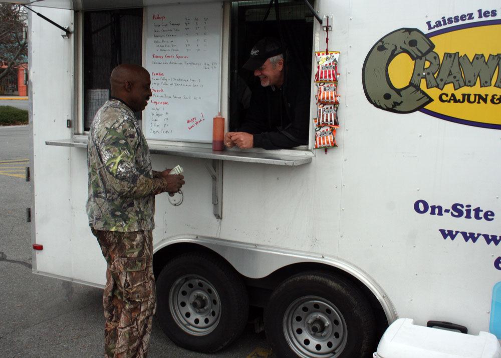 Chris S Smokehouse Food Truck