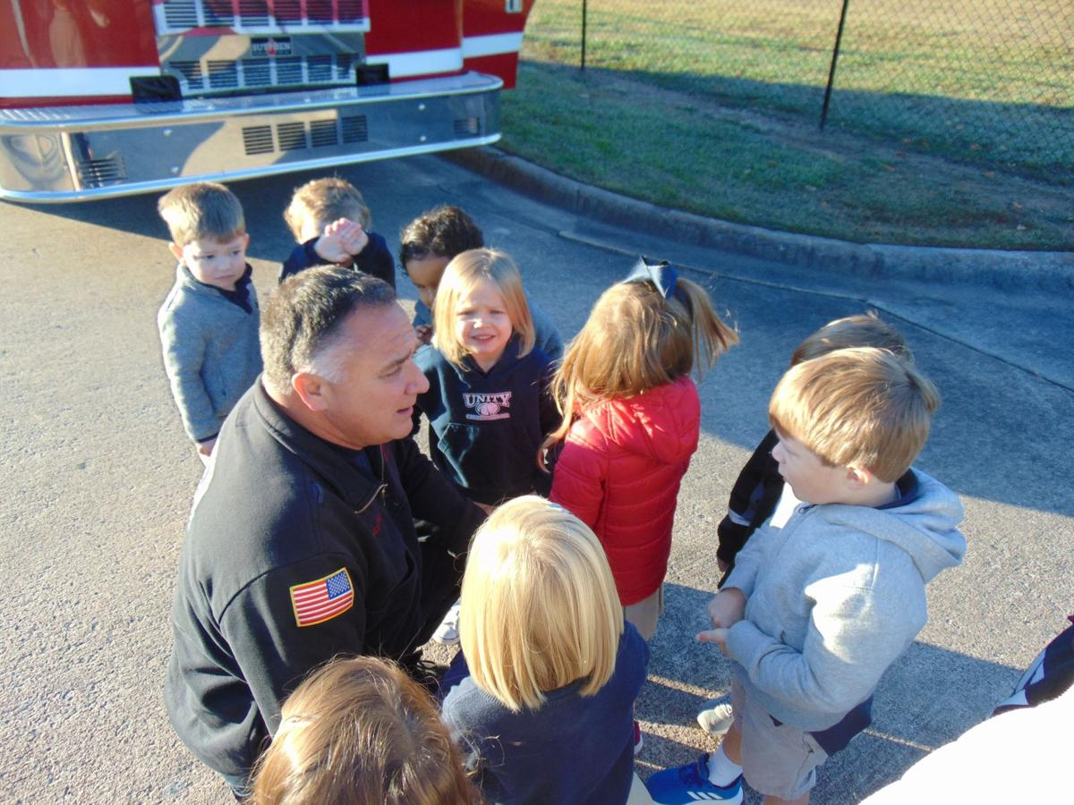 One on one with first responders