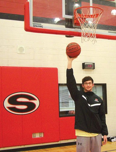 Sonoraville's Bryce Waters