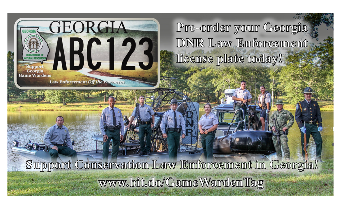 How to become a game warden in ga gamesworld for Ga dnr fishing license