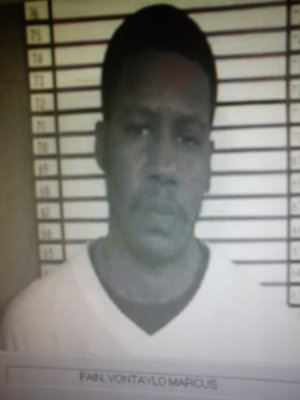 Deputies with the Floyd County Sheriff's Office arrest Ohio fugitive