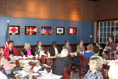 City Commission candidates speak at Floyd GOP Women's Luncheon