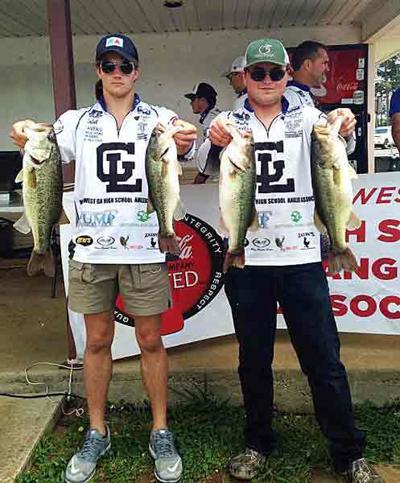 Gordon Lee High School Fishing Team
