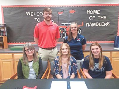 VOLLEYBALL: Katie Dixon joins Lady Bobcats volleyball squad