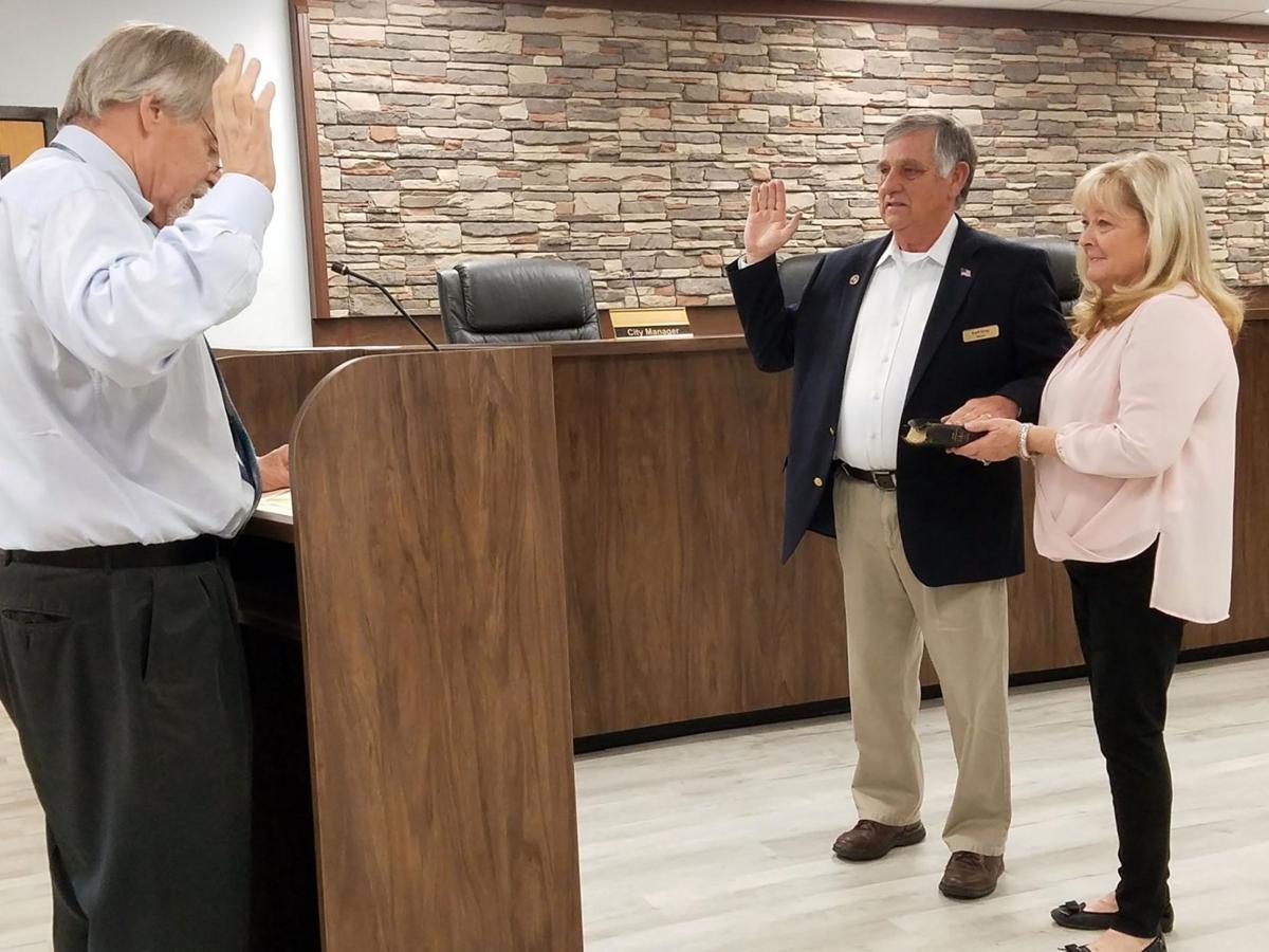 Mayor oath