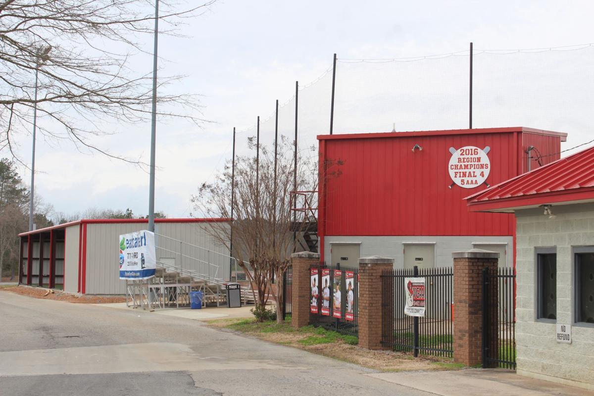 Cedartown Baseball Complex Update 2019
