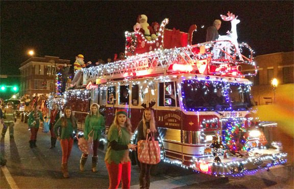 City Of Rossville Ga Christmas Parade 2020 Get in line for Christmas parades in LaFayette, Chickamauga and