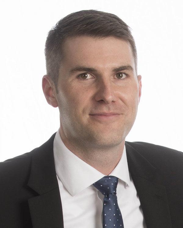 Luke Martin, Floyd County GOP Chair