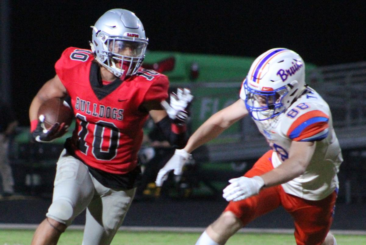 Bulldogs shake off setbacks to pick up solid region win