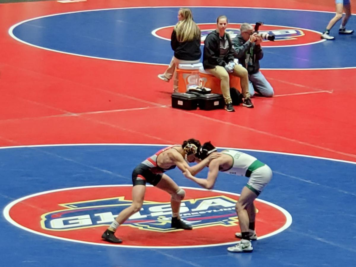 Sonoraville vs. North Hall 2020 Team Dual Wrestling Championship