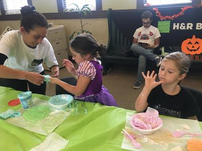 Chamber hosts 'Slime Time' event