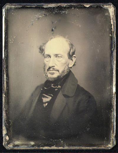 John Howard Payne daguerreotype